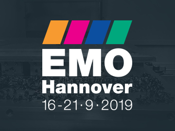 Visit us on EMO Hannover 2019
